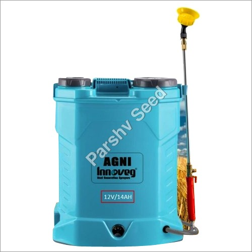 Agni 12V/14AH Battery Powered Knapsack Sprayer