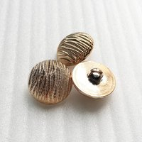 21mm fashion hot sales ABS /Plastic wrinkled skin crack mushroom shape sewing button HD00A1