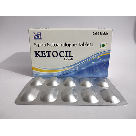 Ketocil Tablets