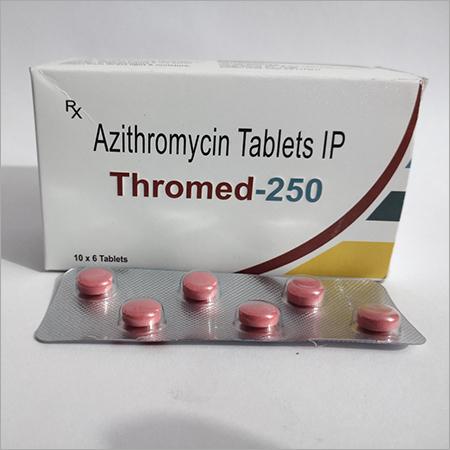 Azithromycin 250 Mg Tablet ( Thromed 250)