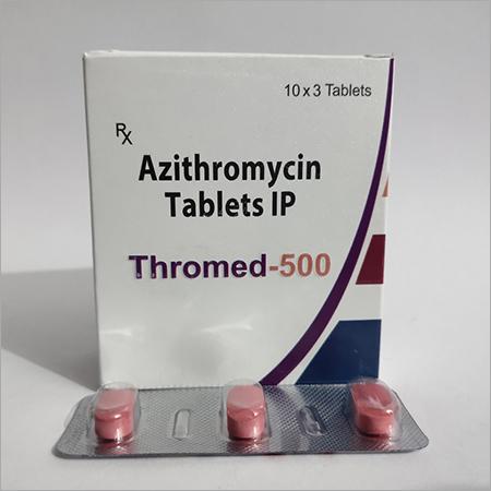 Azithromycin 500 Mg ( Thromed-500 Tab )