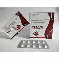 Ferrocil Tablets