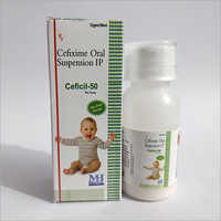 Ceficil 50 Dry Syrup
