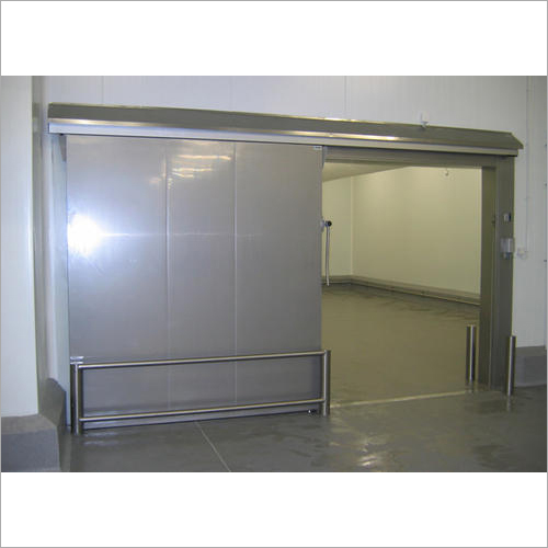 Industrial Cold Room Sliding Door