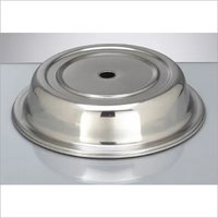 Plate Cover Food SS 28 cm