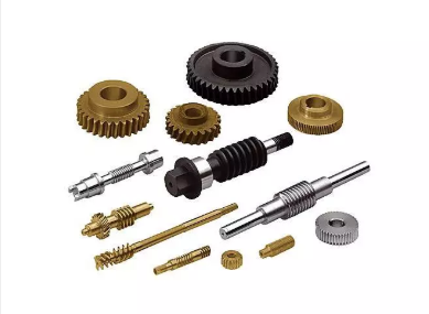 Customized auto parts CNC products