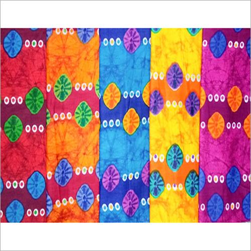 Printed Poplin Cotton Fabric