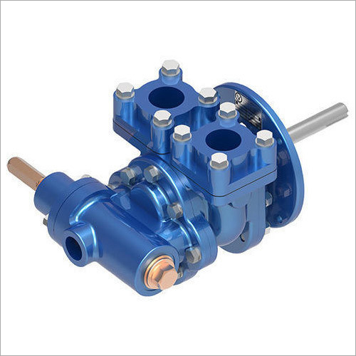 Flange Gear Pump