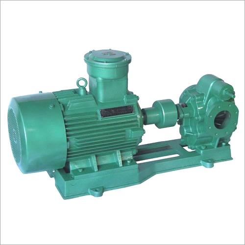 High Pressure Lube Oil Pump