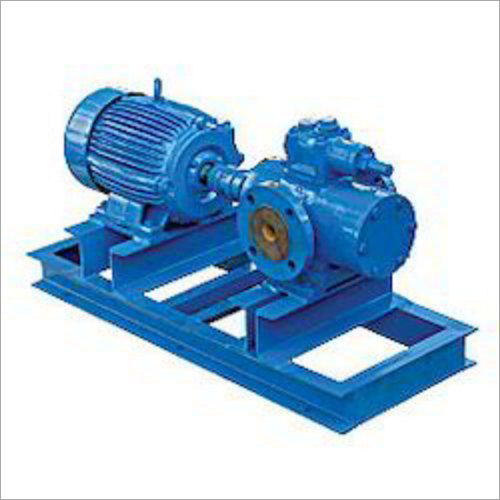 Industrial Lube Oil Pump