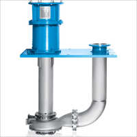 Vertical Chemical Pump