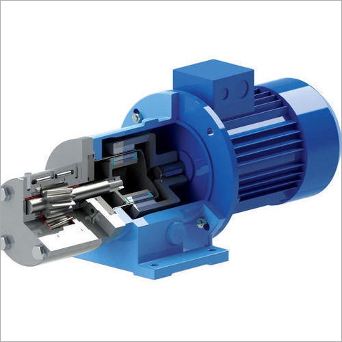 Industrial Magnetic Drive Pump