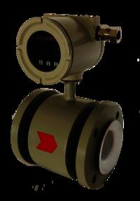 Accumax Flow Meter