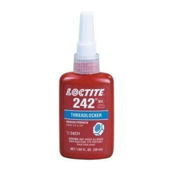Food Grade Loctite 242 Threadlocker