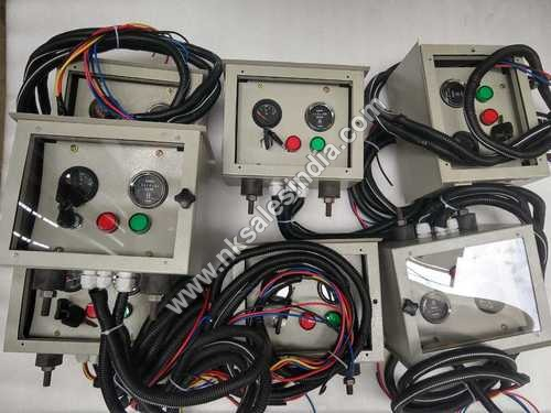 TRANSIT MIXER STATER PANEL BOX ASSLY