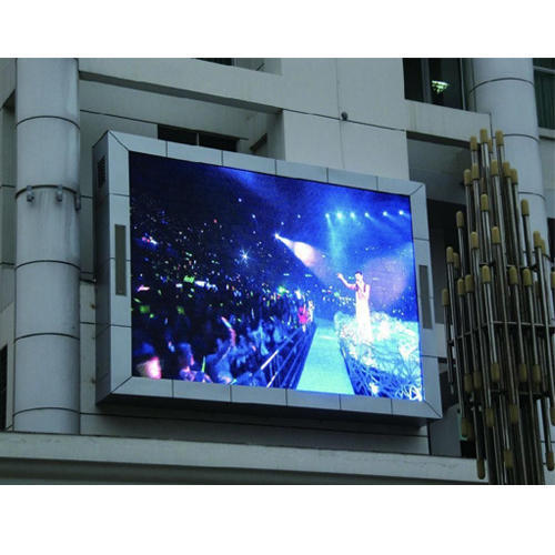 Wall Mounted LED Display