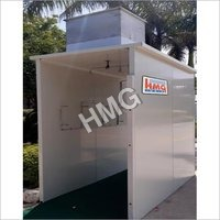 HMG ST DELUXE SERIES Sanitization Tunnel