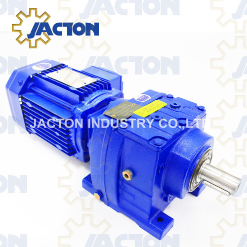 R Series Helical Gearmotor