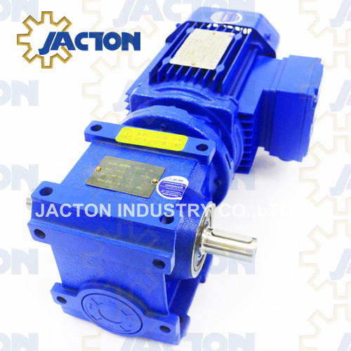 S Series Helical-worm Gearmotor