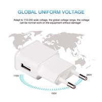 pTron 2A Mobile Charger for Mobile Phones with Micro USB Cable