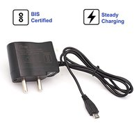 pTron Zeta TC100WC 1A BIS Certified Charger for Mobiles & Tablets