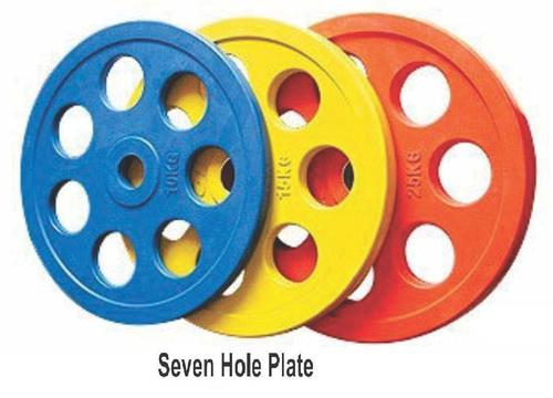 Seven Hole Plates
