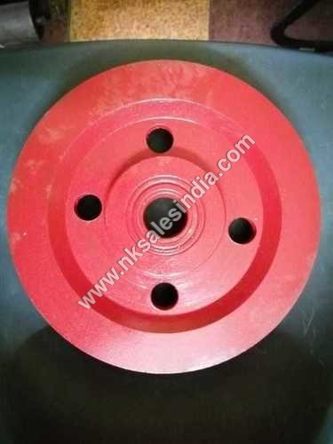 SCRAPER PULLY FOR RMC PLANT