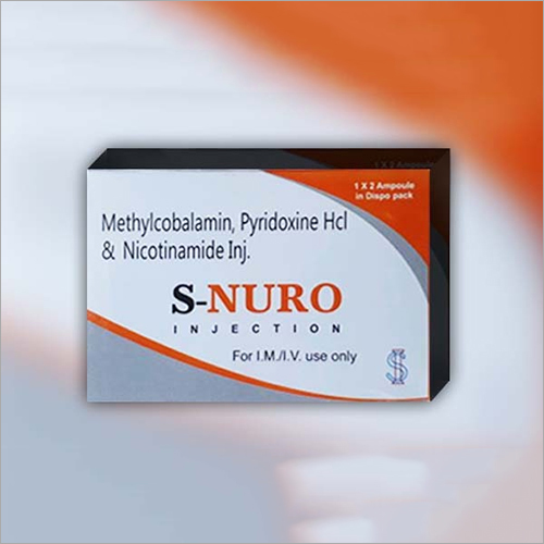 Methylcobalamin Pyridoxine HCL And Nicotinamide Injection