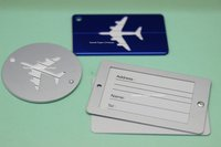 Airline Bag Tag