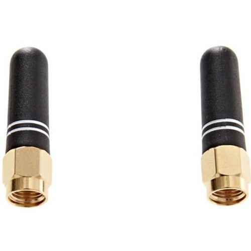2.4G WiFi Antenna With RP SMA Gold Plated Male Connector