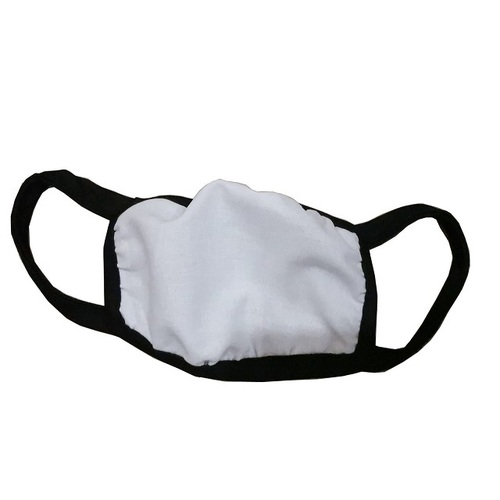 Safety Face Mask (White)