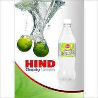 Hind Cloudy Lemon Carbonated Soft Drink