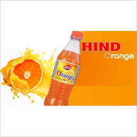 600 Ml Hind Orange Carbonated Soft Drink