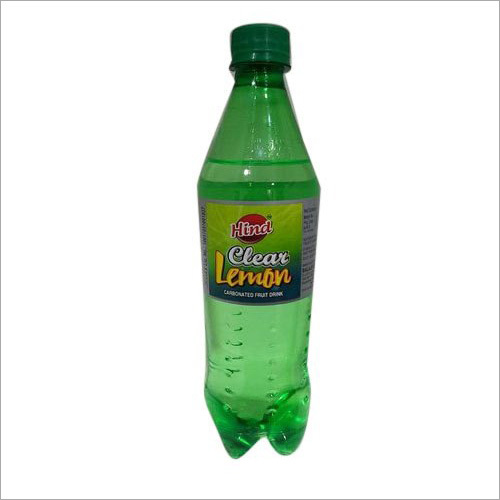 600 Ml Hind Clear Lemon Carbonated Soft Drink