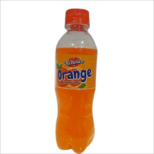 X Choice Orange Carbonated Soft Drink