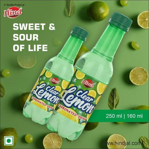 X Choice Clear Lemon Carbonated Soft Drink