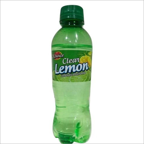 X Choice Clear Lemon Carbonated Soft Drink