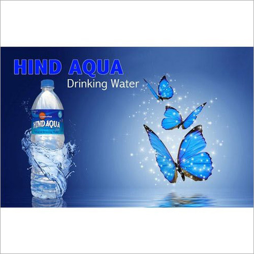 1 Liter Hind Aqua Packaged Drinking Water Bottle