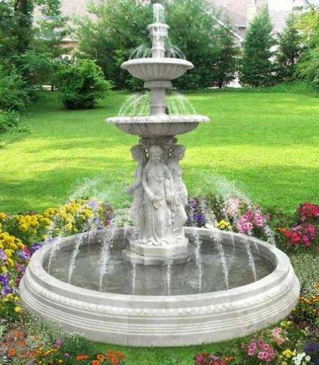 3 Tier Indoor Fountain