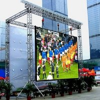 large Outdoor LED Display Video Wall