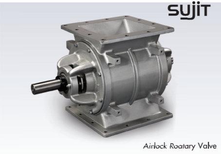 Airlock Rotary Valve