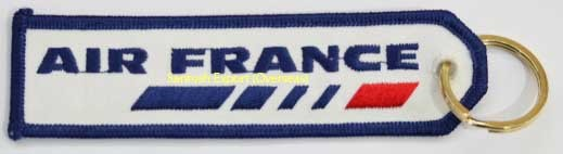 Airline Embroidery Tag