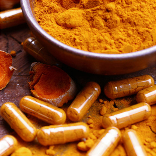 Curcumin 95 Percent Natural Extract Capsule