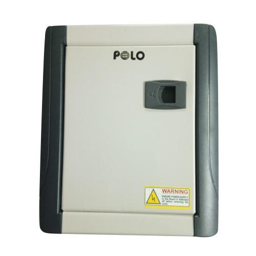 6 Way Polo MCB Distribution Boards