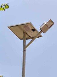 15W Solar Power Street Light System, Panel & Pole