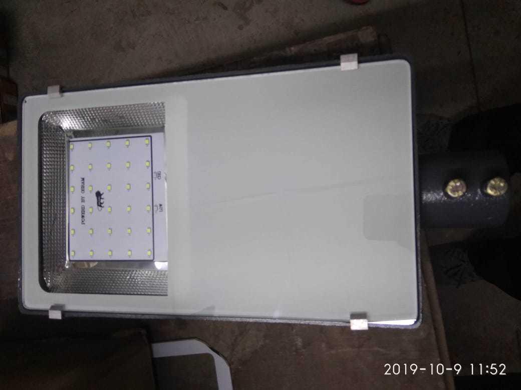 20 Watts Solar Power Lighting System - Li ion Battery