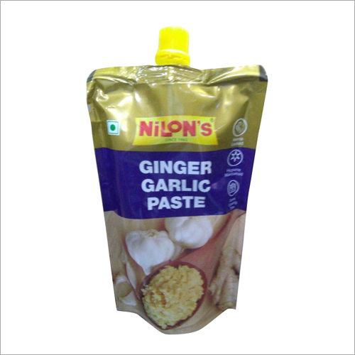 200Gm Nilons Ginger Garlic Paste