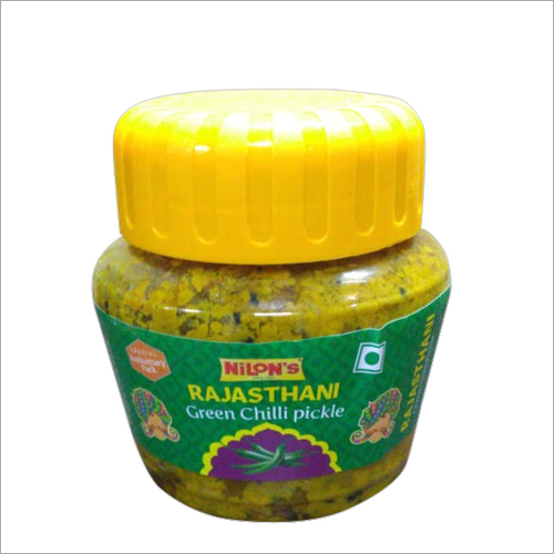 250Gm Nilons Green Chilli Pickle