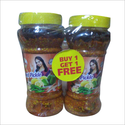 500Gm Mixed Pickle