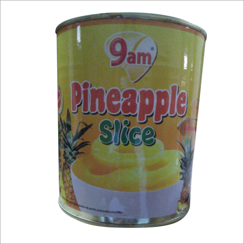 825Gm Pineapple Slice